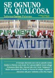 settembre/ottobre - Caritas Diocesana di Palermo