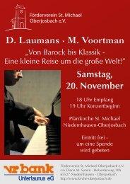 2010-11 Daniel Laumans & Martin Voortman.pdf - Förderverein St ...