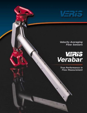 Veris Verabar Brochure - Istec Corp.