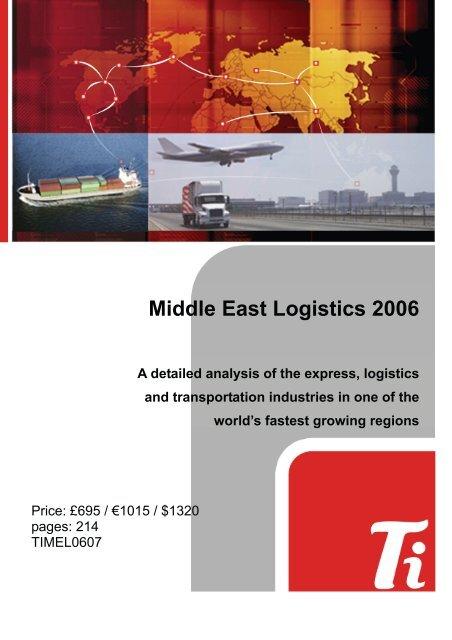 Download brochure - Transport Intelligence