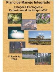 Estação Ecológica de Itirapina - Instituto Florestal