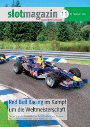 Red Bull Racing im Kampf um die Weltmeisterschaft - SPEED IS LIFE