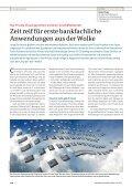 Strategische Gesamtbanksteuerung - Sparkassenzeitung - Seite 6