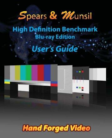 User's Guide - Spears & Munsil