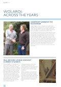 KWS Alumni Magazine 2013 Edition - Kinross Wolaroi School - Page 6
