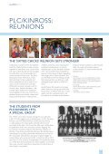 KWS Alumni Magazine 2013 Edition - Kinross Wolaroi School - Page 7