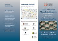 brochure convegno - Ordine Assistenti Sociali Piemonte