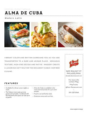 aec9a6fe6e1fea Alma de cuba lunch menu - Best breakfast chandler