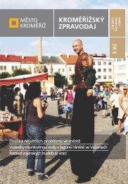 Vydání - 7 - 8 / 2011 - Město Kroměříž