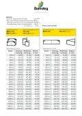 Preisliste Karten - Zumsteg Druck AG - Seite 3