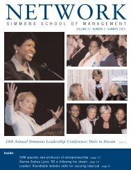 simmonsschoolofmanage ment - Simmons College