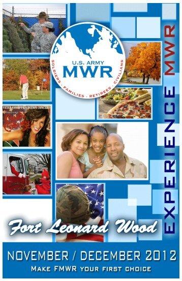 Untitled - MWR Fort Leonard Wood