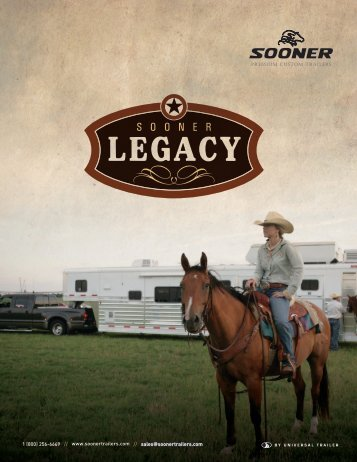 Build Your Legacy - Sooner Trailer