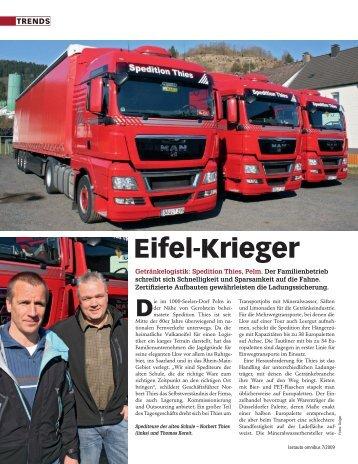Eifel-Krieger - Spedition Thies GmbH