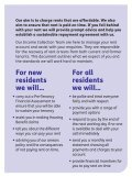 Rent and Arrears Standards - Family Mosaic - Page 4