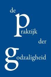 Kijk in het boek - Sleutel tot de Nadere Reformatie