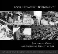 Local Economic Development - LGRC DILG 10