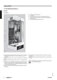 1.1 Popis výrobku Vitocal 200-S 1 - Viessmann
