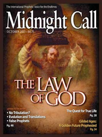 No Tribulation? - Midnight Call Ministries