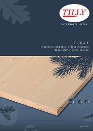 Catalogo TILLY