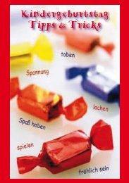 Kindergeburtstag Tipps & Tricks