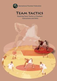 Team Tactics - Wellington Floorball