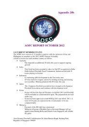 Appendix 20b AOFC REPORT OCTOBER 2012 - IFF