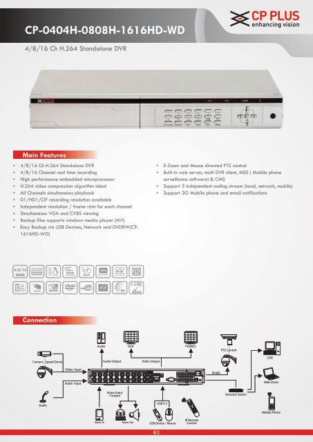 CP-0404H-0808H-1616HD-WD