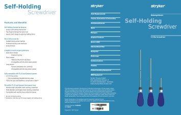 Self-Holding - Stryker