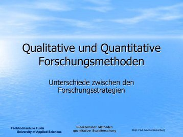 03 Qualitative und Quantitative Forschungsmethoden