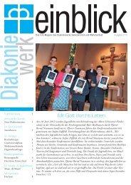 Ausgabe 02/12 - Evangelische Kliniken Gelsenkirchen GmbH