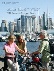 Read more - Canadian Tourism Commission - Canada