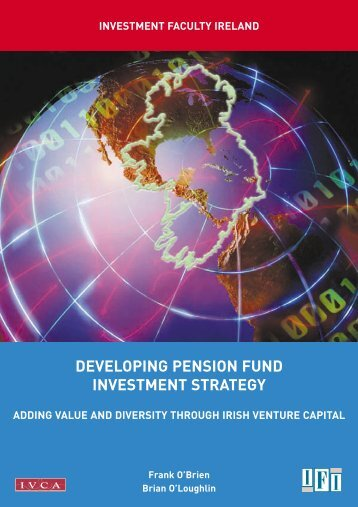 Investment Faculty Ireland - IVCA