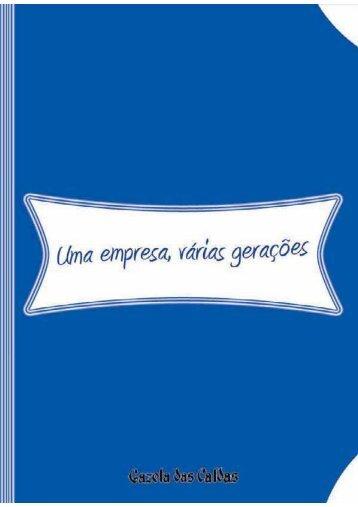 Cronologia - Gazeta Das Caldas