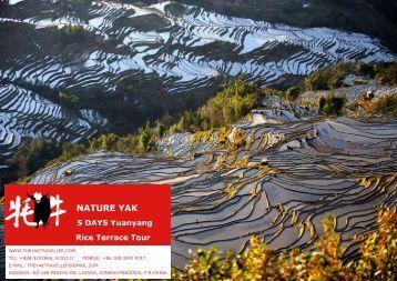 NATURE YAK - The Yak Traveller