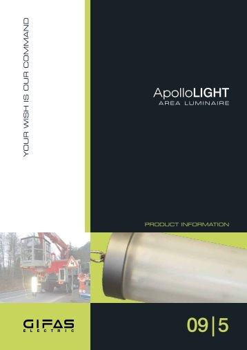 ApolloLIGHT - GIFAS W.J. Gröninger ELECTRIC GmbH