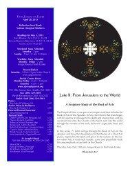 April 28, 2013 Bulletin - St. Joseph Parish
