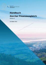 Handbuch Finanzausgleich (PDF, 134 Seiten, 2 MB) - Zürcher ...
