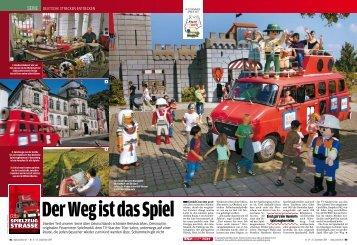 Internationales Puppen - Deutsche Spielzeugstraße
