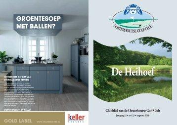 augustus - Oosterhoutse Golf Club
