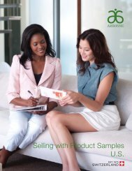 Selling with Product Samples