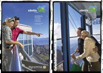 Geschäftsbericht 2006 - Säntis