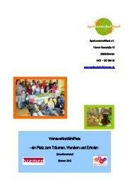 Dokumentation Wohlers Eichen - SpielLandschaftStadt e.V