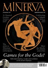Games for the Gods?