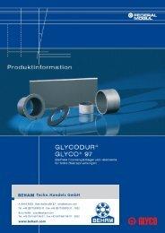 Produktinformation GLYCO 97   BEHAM   1W-07-06FM