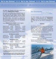 ARBERLAND - RBO Regionalbus Ostbayern GmbH