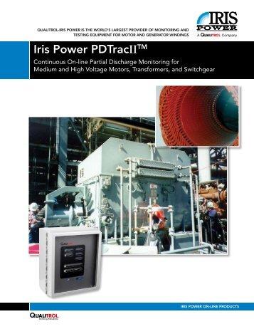PDTracII - Iris Power Engineering