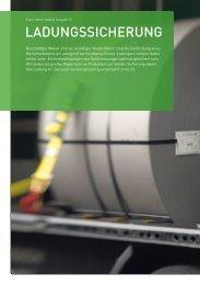 Ladungssicherung - Evers GmbH