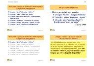 """""""Lingüística popular"""" i ciències del llenguatge: els prejudicis lingüístics"""