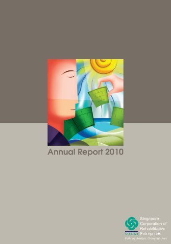 Annual Report Year 2010 - SCORE